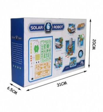 Ηλιακά ρομποτ 6 σε 1
