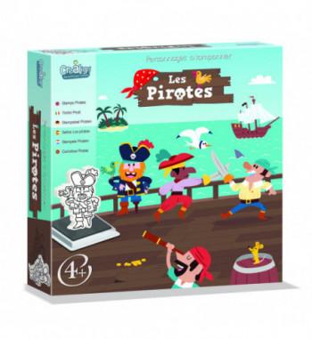 Μικροί Πειρατές - Φτιάχνω...