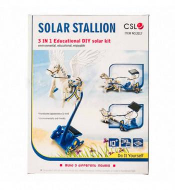 Ηλιακά ρομπότ ιπτάμενα άλογα