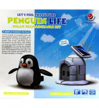 Ηλιακα ενεργειακός πιγκουίνος