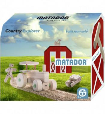 MATADOR: country explorer +5