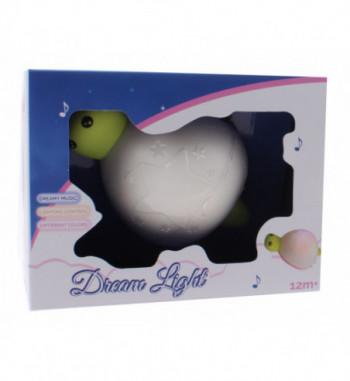 Φωτάκια νύχτας με λευκούς...