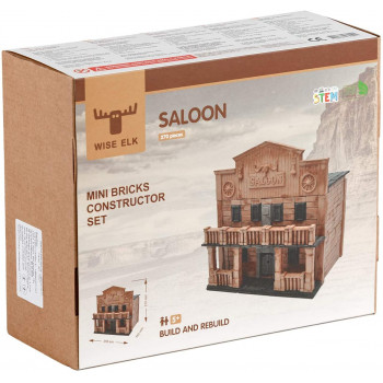 """WISE : """"SALOON"""""""