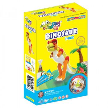 Jumping clay Τυρανόσαυρος