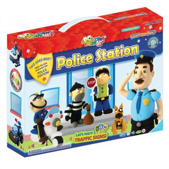 JUMPING CLAY Αστυνομικός...