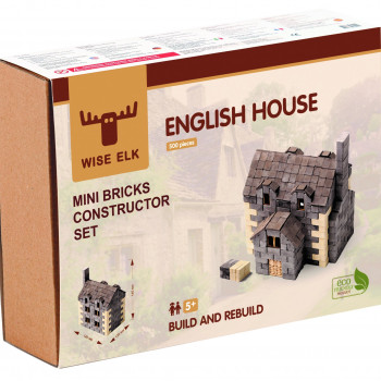 WISE :New England House