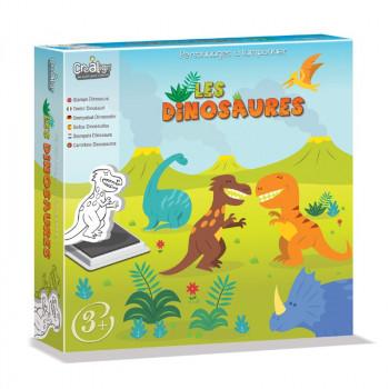 Δεινόσαυροι - Φτιάχνω την...