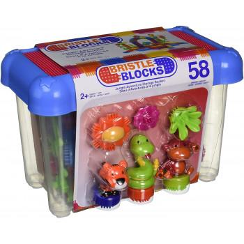 B.bristle blocks...