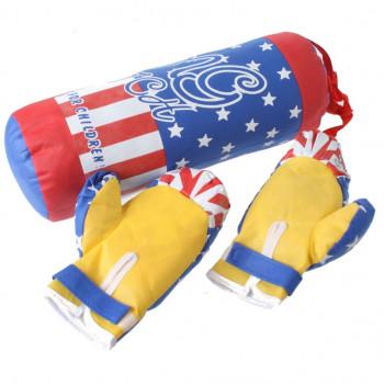 Σάκκος & γάντια του Μπόξ