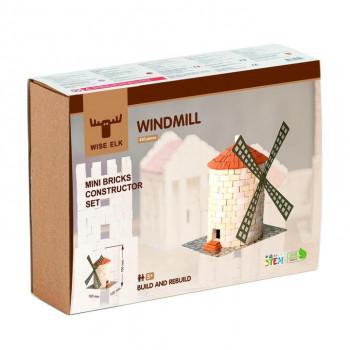 WISE :Χτίζω Ανεμόμυλο